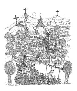 Crucifixus-Erbschaft