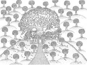 Die Baummutter