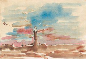Leuchtturm Rotes Kliff I