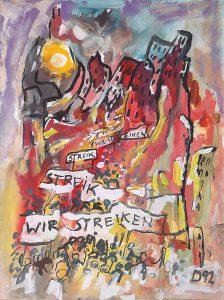 Streikwelle